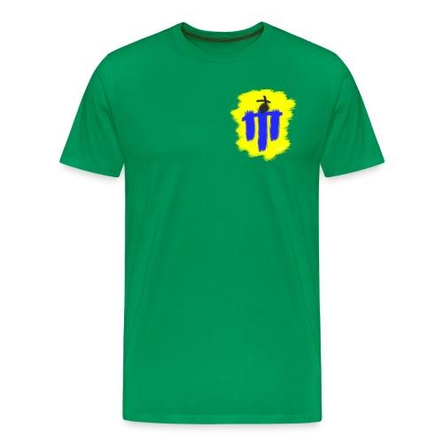 Harmsborg Wappen - Men Shirt - Männer Premium T-Shirt