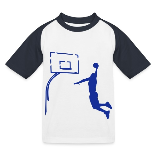 Tee-Shirt De Basketball - T-shirt baseball Enfant