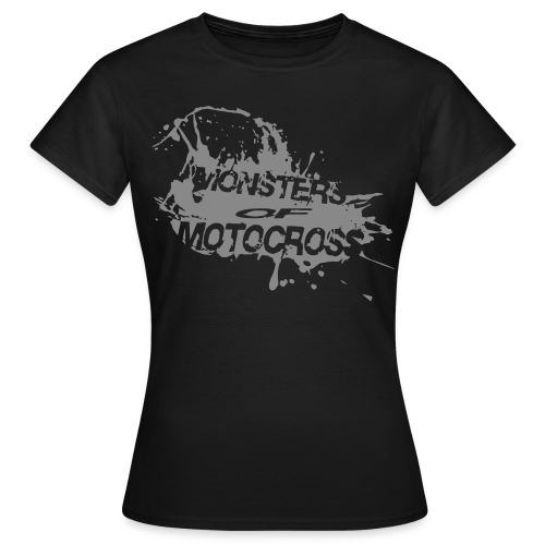 Splash # Monsters of Motocross - Frauen T-Shirt