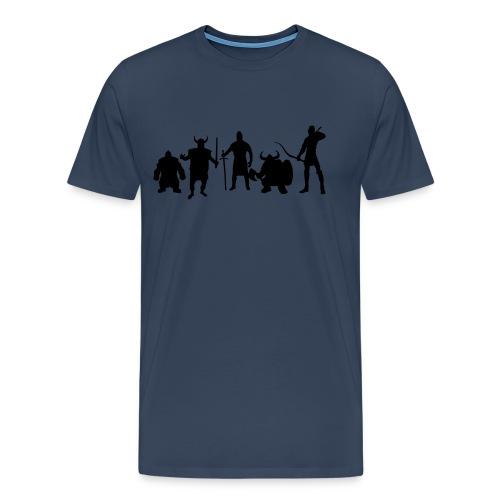 Pro Gamer - Männer Premium T-Shirt