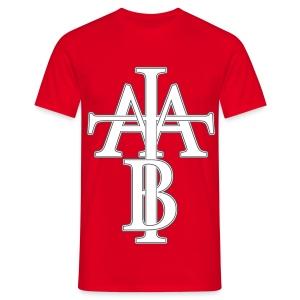 TAAB - Kreuz - Männer T-Shirt