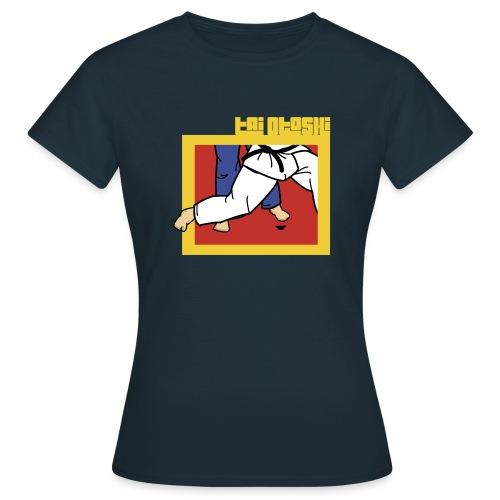 Tai Otoshi Girl - Camiseta mujer