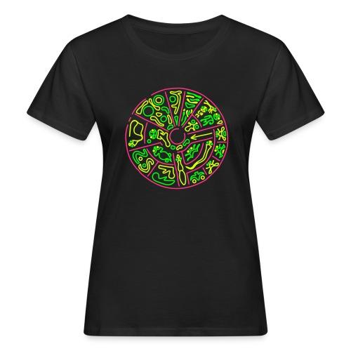 Disco Genetico Women's Classic Shirt  - Women's Organic T-Shirt