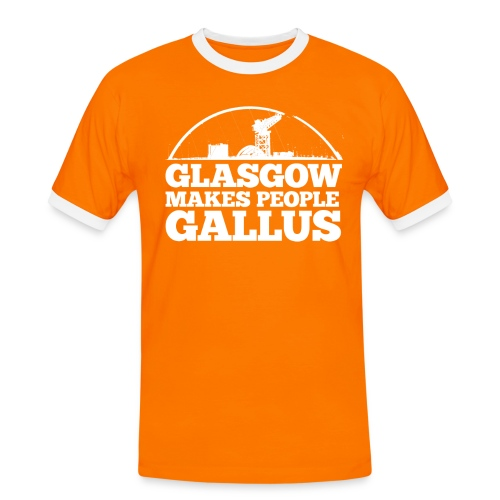 Gallus - Men's Ringer Shirt