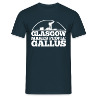 T-Shirts ~ Men's T-Shirt ~ Gallus