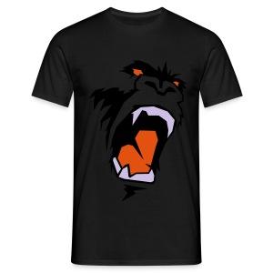 Angry gorilla - Men's T-Shirt
