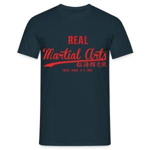 TORA RETRO SHIRT Shotokan - Männer T-Shirt