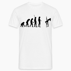 Table Dance Evolution  T-Shirts