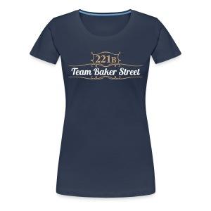 Team Baker Street - Frauen Premium T-Shirt