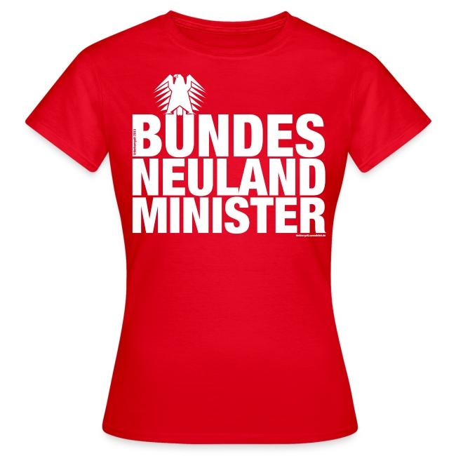 Bundesneulandminister