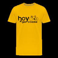 T-Shirts ~ Men's Premium T-Shirt ~ Hoy