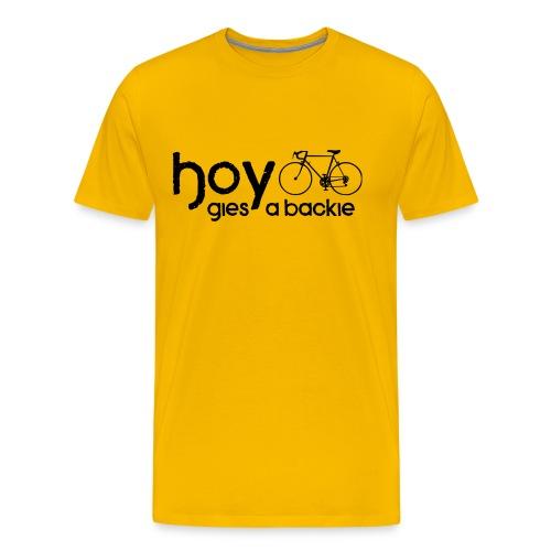 Hoy - Men's Premium T-Shirt