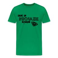 T-Shirts ~ Men's Premium T-Shirt ~ Shine on Ruchazie Diamond