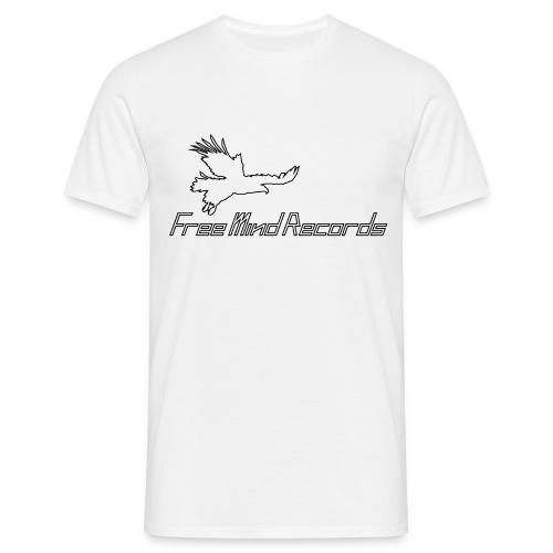 FMR (schwarz, kontur, B&C-Shirt) - Männer T-Shirt
