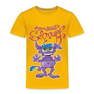 Schnapf Kinder Shirt (Oekotex zert.) - Kinder Premium T-Shirt