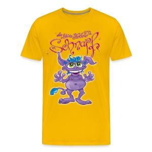 Schnapf Herren Shirt (Oekotex zert.) - Männer Premium T-Shirt