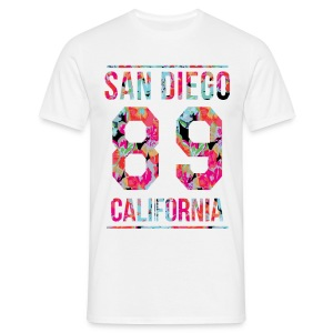 SAN DIEGO - Men's T-Shirt