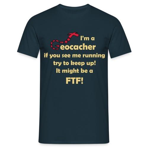 Shirt FTF Herren - Männer T-Shirt