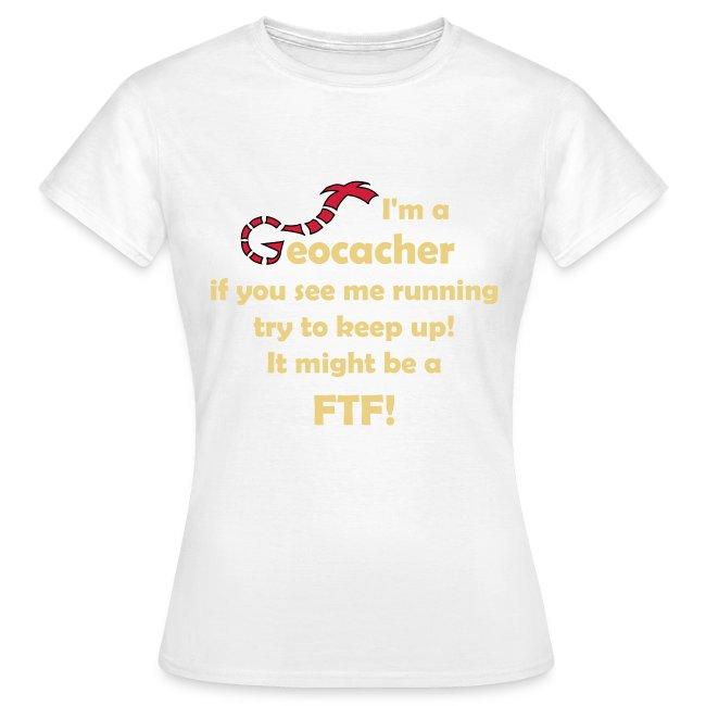 "Shirt ""FTF"" Damen"