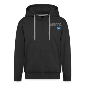 Anita - Men's Premium Hooded Jacket