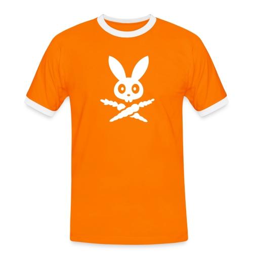 Conigli dei Caraibi - Maglietta Contrast da uomo