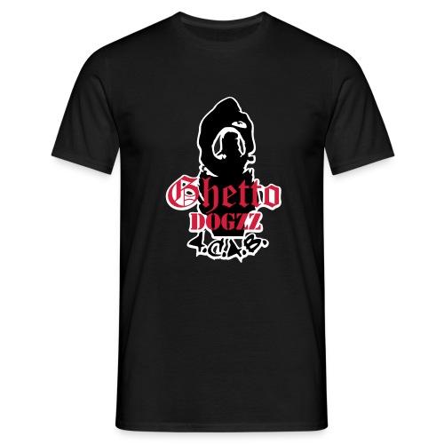 Ghetto Dogzz A.C.A.B. - Männer T-Shirt