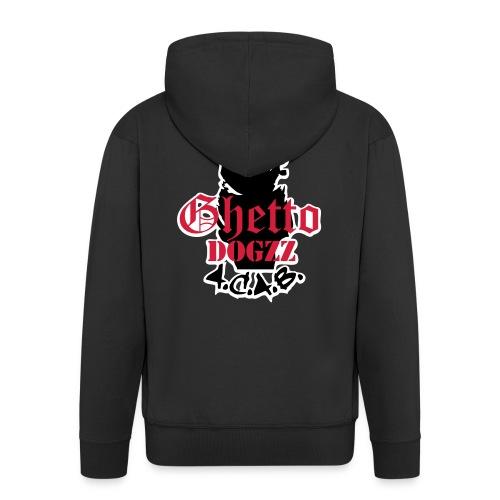 Ghetto Dogzz A.C.A.B. - Männer Premium Kapuzenjacke