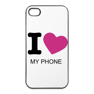Forever Young!  hoes - iPhone 4/4s hard case