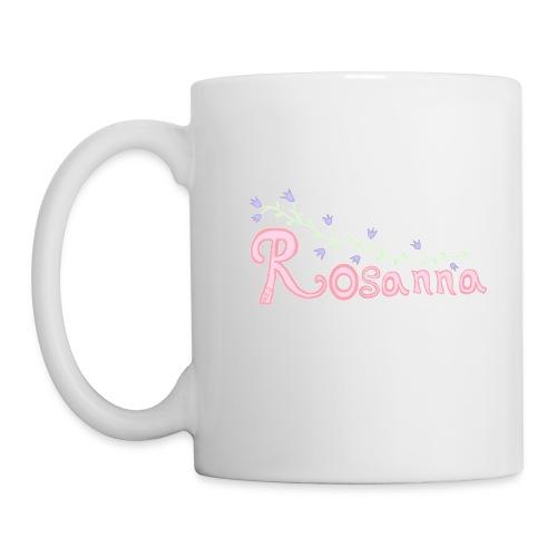 Rosanna mugg vänster - Mugg