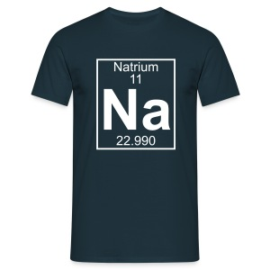 Natrium (Na) (element 11) - Full 1 col Shirt - Men's T-Shirt