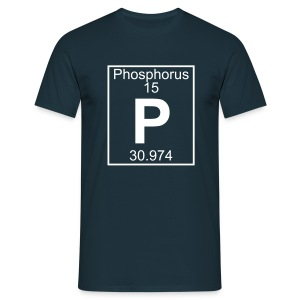 Phosphorus (P) (element 15) - Full 1 col Shirt - Men's T-Shirt
