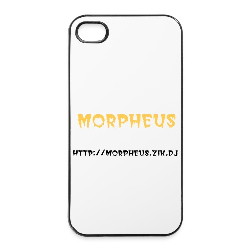 coque morpheus - Coque rigide iPhone 4/4s