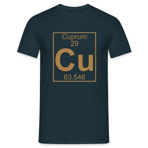 Cuprum (Cu) (element 29) - Full 1 col Shirt - Men's T-Shirt