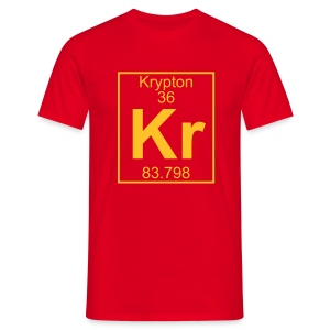 Krypton (Kr) (element 36) - Full 1 col Shirt - Men's T-Shirt