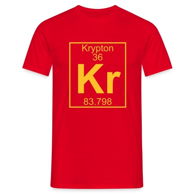 Periodic table words krypton kr element 36 full 1 col shirt krypton kr element 36 full 1 col shirt urtaz Choice Image