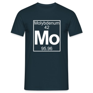 Molybdenum (Mo) (element 42) - Full 1 col Shirt - Men's T-Shirt