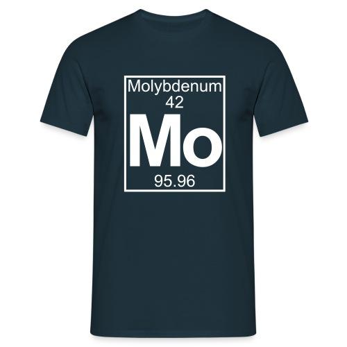 Molybdenum (Mo) (element 42) - Full 1 col Shirt - Men's T-Shirt