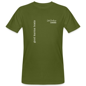 Lake Constance Canoes - Good Karma Boats - Männer Bio-T-Shirt