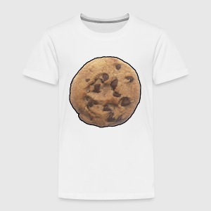 Cookie - Chocolate Chip - Snack - Food - Sweet Shirts - Kids' Premium T-Shirt