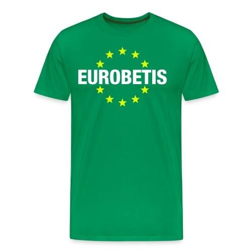 EuroBetis - Camiseta premium hombre