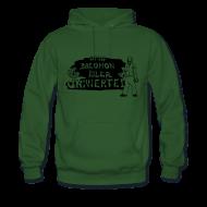 Pullover & Hoodies ~ Männer Premium Kapuzenpullover ~ Artikelnummer 10143278
