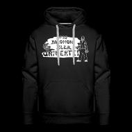 Pullover & Hoodies ~ Männer Premium Kapuzenpullover ~ Artikelnummer 10143275