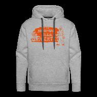 Pullover & Hoodies ~ Männer Premium Kapuzenpullover ~ Artikelnummer 10143264