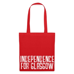 Independence for Glasgow - Tote Bag