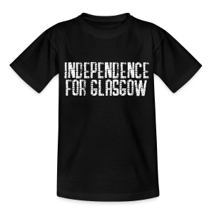 Independence for Glasgow - Kids' T-Shirt