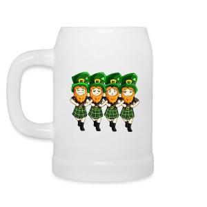 Mini-Kriss - La Chope Irlandaise - Chope en céramique