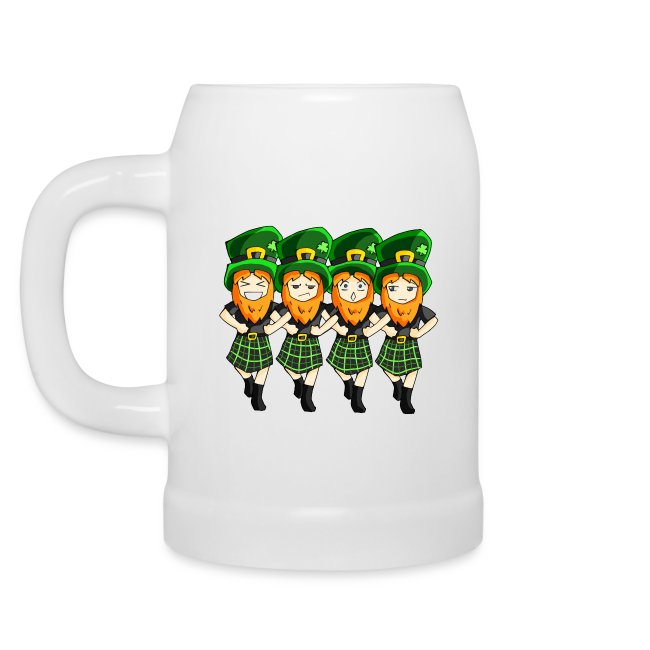 Mini-Kriss - La Chope Irlandaise