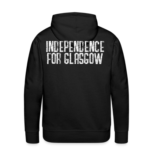 Independence for Glasgow - Men's Premium Hoodie