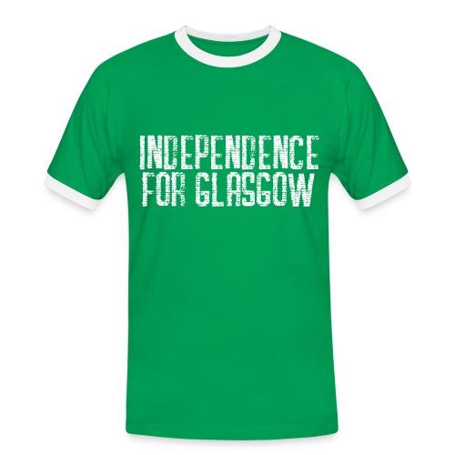 Independence for Glasgow - Men's Ringer Shirt
