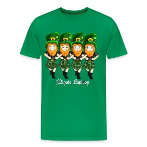 Mini-Kriss - Irlandais MP - T-shirt Premium Homme